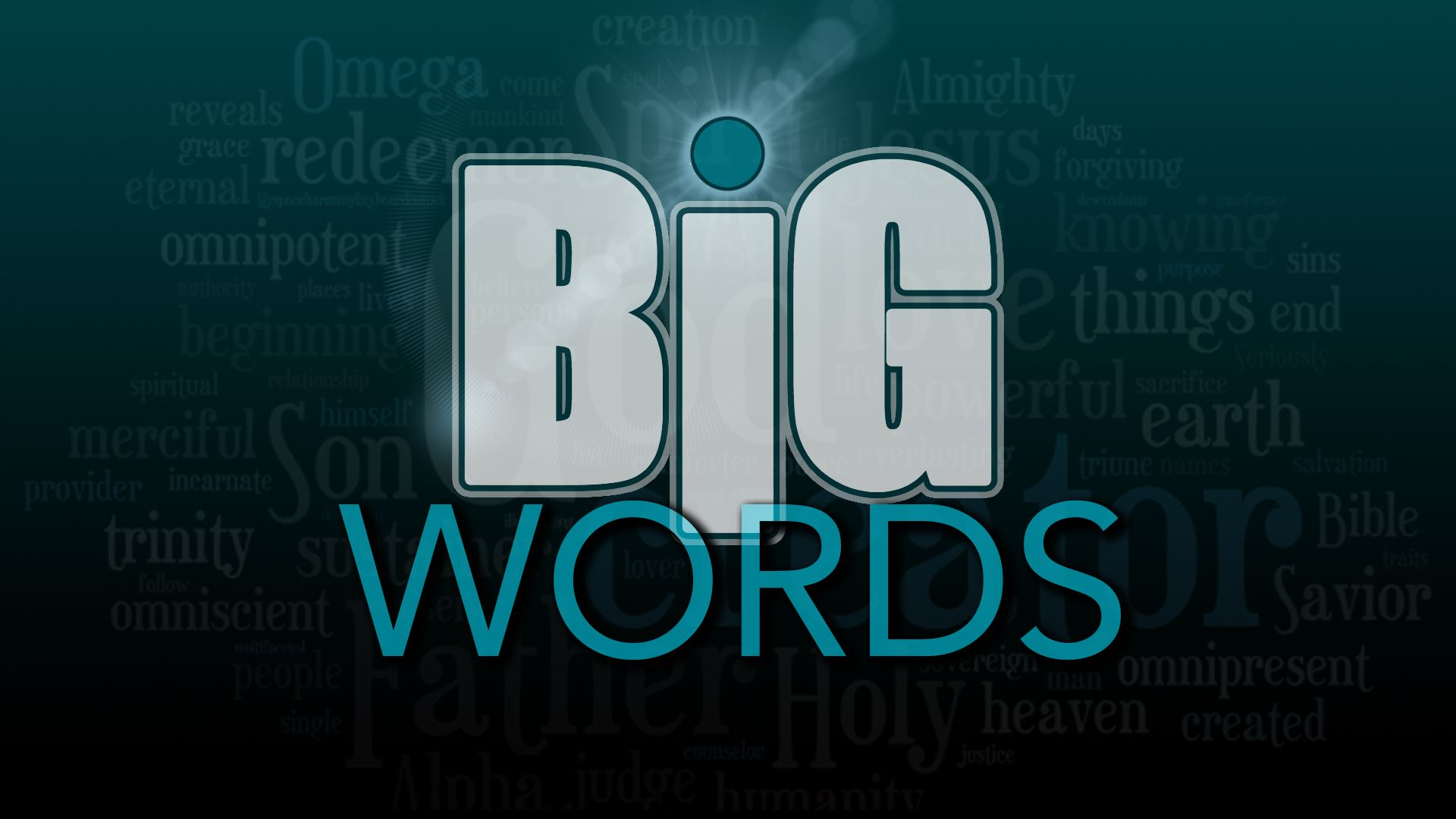 Big Words
